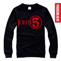 Marilyn john5 o-neck pullover sweatshirt male women's