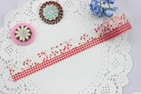 Paper tape masking paper tape shredded decoration tape loading combination