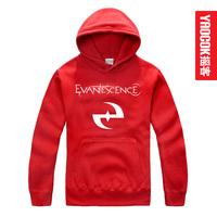 Evanescence personality with a hood sweatshirt