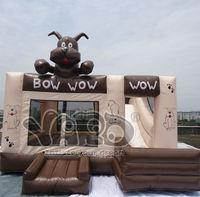 BY SEA Inflatable combo slide bouncer bounce house  slide combo bouncer