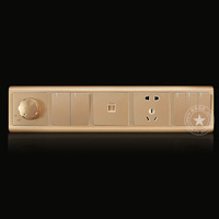 Ofhead switch ofhead control panel ofhead controller dimming telephone with belt perforated tape