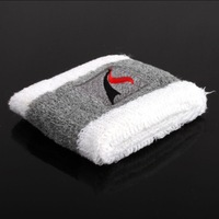 0631 towel wrist support two-color thickening knitted wrist support high-elastic sports wrist support single