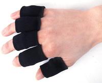 6 ultra elastic quality fashion finger 10 basketball badminton sports finger protection