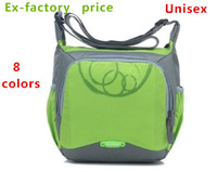 Nylon Handbags Messenger Bags for Women and Men Lovers Package eight Colors Option Leisure Package  Unisex Small Bag 2806