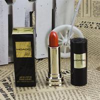 2014 fashion metal pipe natural makeup lipstick,make up lips beauty color random free shipping