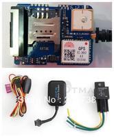 Black Mini GPS GPRS GSM Realtime SMS Network Vehicle Bike Tracker Monitor