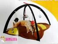 Folding cat tent cat bed