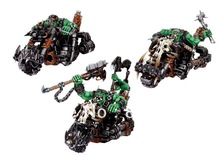 Warbiker Mob Orks 40K(China (Mainland))