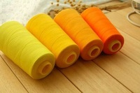 Quality prints sewing machine thread  40 colors handmade diy clothes accessories