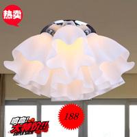 2014 Promotion Rushed Abajur Lustres Home Decoration Fashion Modern Living Room Lights Brief Hall Ceiling Light Fitting Lighting