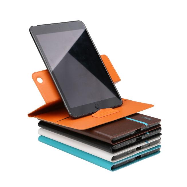 Original ROCK Anti-Dust 360 degree rotating Magnetic Smart Cover Stand Case For iPad mini 2 (Retina)(China (Mainland))