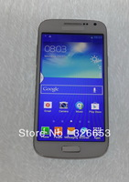 hot sell in stock perfect original 1:1 real galaxy mini s4 9190 mini 9500 mtk6572 air guest air control 3g wcdma android phone