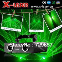 Double Green laser light DMX disco stage laser lighting show