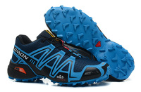2013 Salomon Speedcross 3 Running Shoes Mens France Walking Ourdoor Shoes Climashield Sport CS XT 3D wings ultra