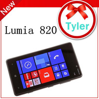 Original Nokia Lumia 820 Microsoft Windows Phone 8 Dual-core 4G LTE Smart Phone,Free Shipping