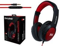 Ovleng a4 headset for mobile phone computer mp3 bass music earphones belt