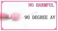 Magic Wand Massager 105mm THRIVE MASSAGE AV Vibrator Female Body Massager Sex Products
