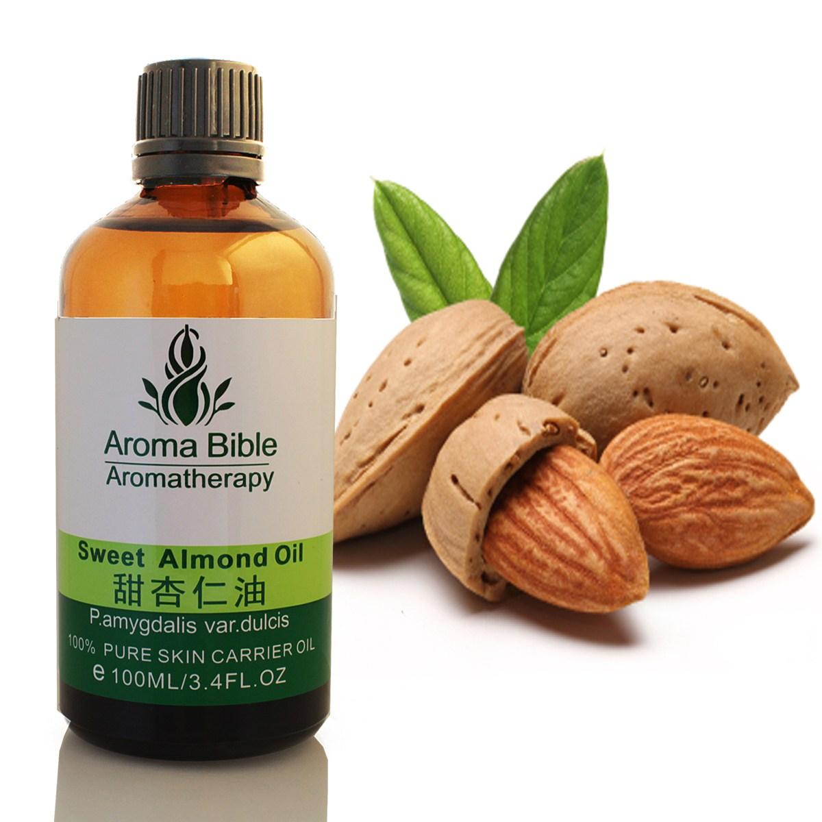 Almond Oil Organic sweet almond oil