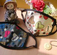 kpop mask Love velvet masks windproof lovers masks fashion cold protective