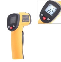 Free shipping Brand New Digital infrared thermometer -50 to 550C (-58 to 1022F) Temperature Tester Measurement