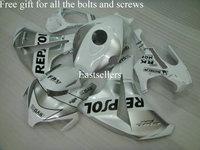Complete fairing kit for Honda CBR1000RR 08 09 CBR 1000 RR 2008 2009 CBR1000 RR 08 09 2008 2009  with tank cover Gray White