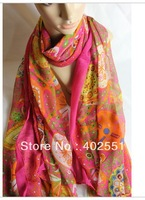 2013 new Korean scarf Fashion The Tree of Life Shawl Scarf Wrap for Women charm scarf necklace Gaze de paris MIN ORDER IS $10