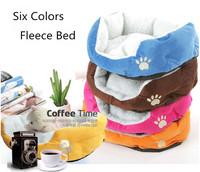 Free shipping !! Berber Fleece Pet Cat Dog House Puppy Bed Mats Living Pillow