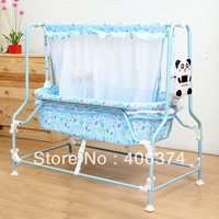 High quality  electric  baby cradle  with music,  automatic baby bed A32