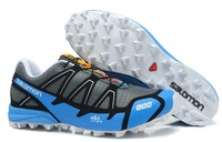 2013 new Salomon speedcross 3 running shoes sport  shoes