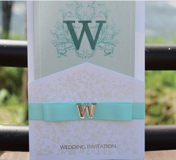 Cheap Tiffany Blue Wedding Invitations: Shop Popular Tiffany Blue Wedding Invitations From China
