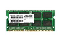 100% Original Chaintech 2G DDR3 1066 MHz    notebook  Memory