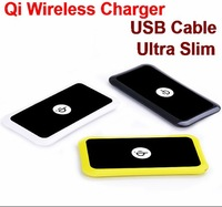 Qi Wireless Charger Charging Pad for Nokia Lumia 920 820 LG Nexus 4 5 Samsung Galaxy S3 S4 S5 Note 2 3 For iPhone 4 4S 5 5S 5C
