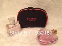 Free shipping,new luxury brand women professional makeup case/bag high quality cosmetic bag