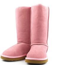 int l Brand women 5803 Sheepskin Snow Boots Real Fur 100 Wool lining Winter warm boots