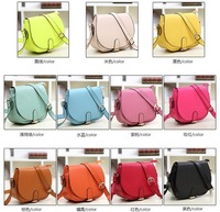 2014 new Korean star the same paragraph / Fashion Bag /  PU single shoulder bag / Ladies satchel / tide handbag / MESSENGER BAG