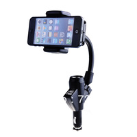 Duel Universal 2 in 1 car charger Cradle Mount holder Stand for Nokia Blackberry HTC GPS