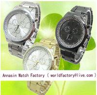 "Annasin ""15% OFF"" FEDEX/UPS/DHL Free Shipping Model 1861amk watch Geneva brand watch Much Colors Hot Sales High Quality"