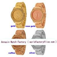 "Annasin ""15% OFF"" FEDEX/UPS/DHL Free Shipping Model 1865amk watch Geneva brand watch Much Colors Hot Sales High Quality"