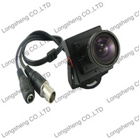 Mini HD CMOS 138+8520 1000TVL 4mm Low Illumination Lens CCTV camera system