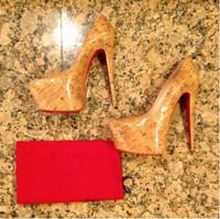 Free shipping Fashion designer Hot Women's Pumps cork Platform High Heels shoes wedding pumps evening shoes boots