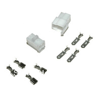 "Instock 3-pin OLD STYLE Connector Set 1/4"" For DR350S,GN"