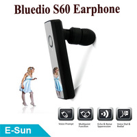 Brand Bluedio S60 Bluetooth3.0 Earphone wireless Stero Headphone Light Weight and Long Standby,Free Shipping