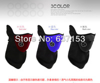 NEW Outdoor product Bicycle Motorcycle Ski Snowboard Sport Face Mask Neck warmer red black blue,lot/3 pcs