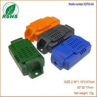 Plastic casing Temperature and humidity sensor housing plastic project boxes / enclosure plastic 60*30*17mm 2.36*1.18*0.67inch