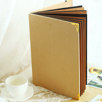 Diy handmade photo album baby lovers photo album gift