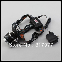 BORUIT RJ-3000 XM-L T6 Led 4000 Lumen Headlight Free Shipping