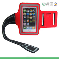 New 9 Color Premium Running Sports GYM Armband Case Cover For Apple Iphone 5 5G DC1052 Free shipping Drop Shipping