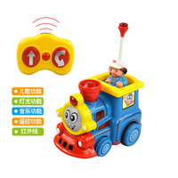 Five star remote control music train remote control cartoon thomas train child electric toy 37790