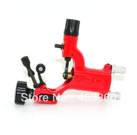 Dragonfly V2 Rotary Tattoo Machine Red High Quality Tattoo Machine Gun Free Shipping