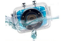 HOT SALE HD 720P Waterproof Sport DVR Camera Water Resistant Case Portable Video Action recorder #D10